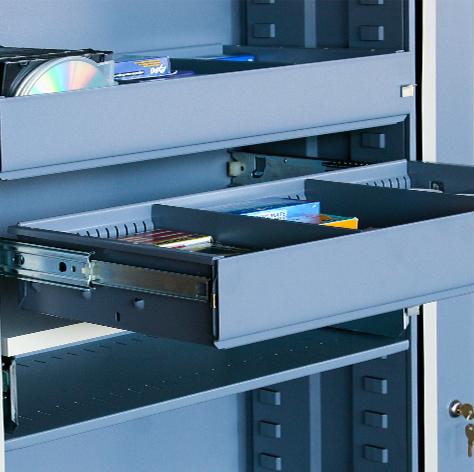 high density shelving